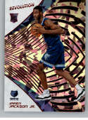 2018-19 Revolution Chinese New Year Red Parallel #139 Jaren Jackson Jr. Memphis Grizzlies Rookie  Panini NBA Basketball Card