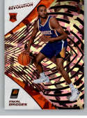 2018-19 Revolution Chinese New Year Red Parallel #141 Mikal Bridges Phoenix Suns Rookie  Panini NBA Basketball Card