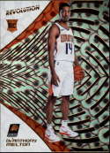2018-19 Revolution Groove Basketball #132 De'Anthony Melton Phoenix Suns Rookie  Official NBA Trading Card By Panini
