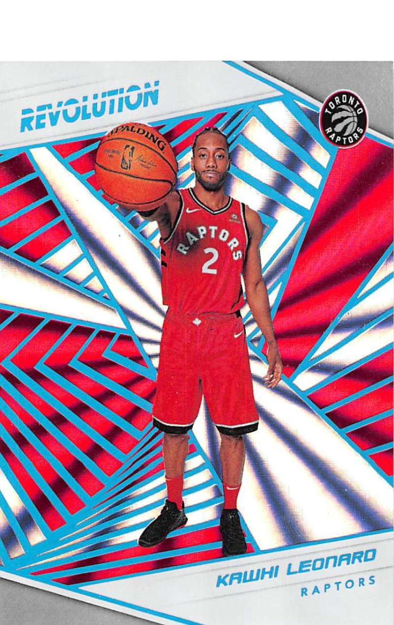 2018-19 Panini Revolution Sunburst