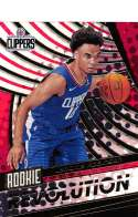 2018-19 Panini Revolution Rookie Revolution #10 Jerome Robinson Los Angeles Clippers