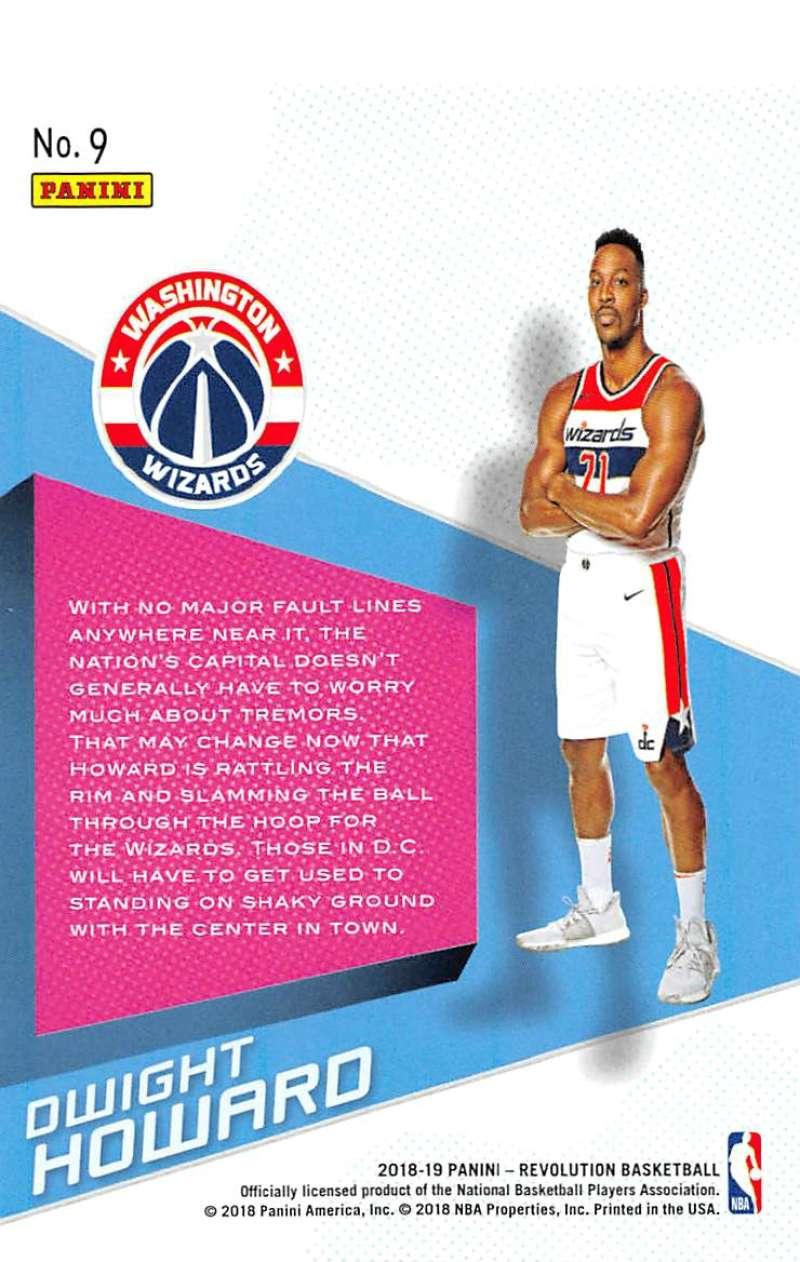 2018-19-Panini-Revolution-NBA-Basketball-Insert-Singles-Pick-Your-Cards thumbnail 39