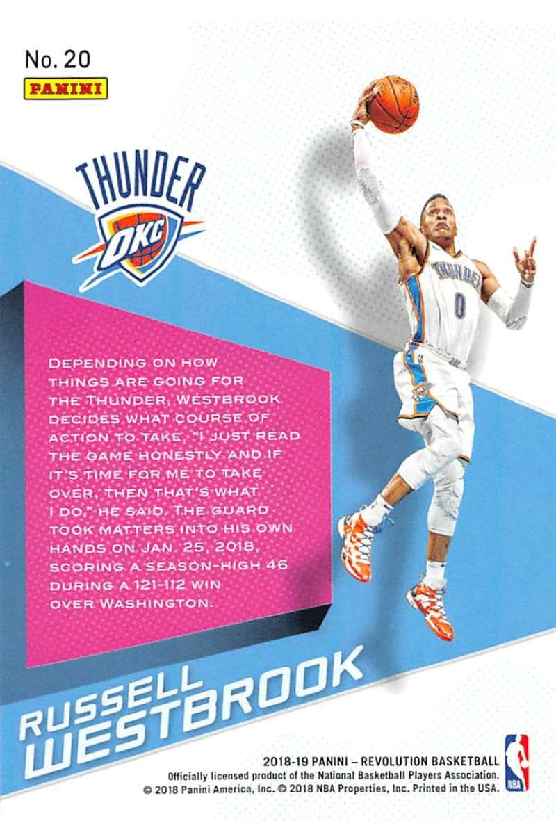 2018-19-Panini-Revolution-NBA-Basketball-Insert-Singles-Pick-Your-Cards thumbnail 47