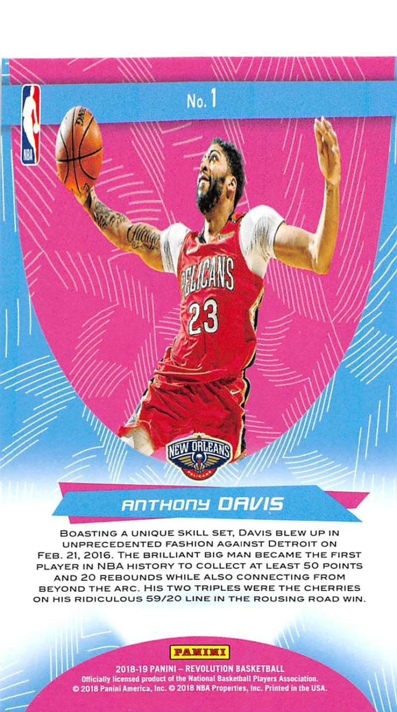 2018-19-Panini-Revolution-NBA-Basketball-Insert-Singles-Pick-Your-Cards thumbnail 53