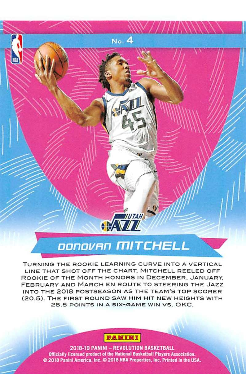 2018-19-Panini-Revolution-NBA-Basketball-Insert-Singles-Pick-Your-Cards thumbnail 55