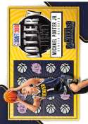 2018-19 NBA Contenders Lottery Ticket Retail #14 Michael Porter Jr. Denver Nuggets  Official Panini Basketball Card
