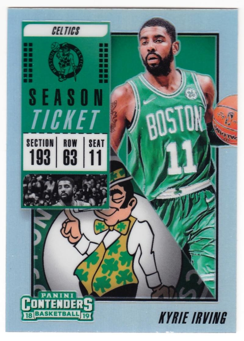 2018-19 Panini Contenders Season Ticket Premium Edition