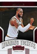 2018-19 Panini Contenders Winning Tickets #20 LeBron James NM-MT Cleveland Cavaliers Official NBA Basketball Card