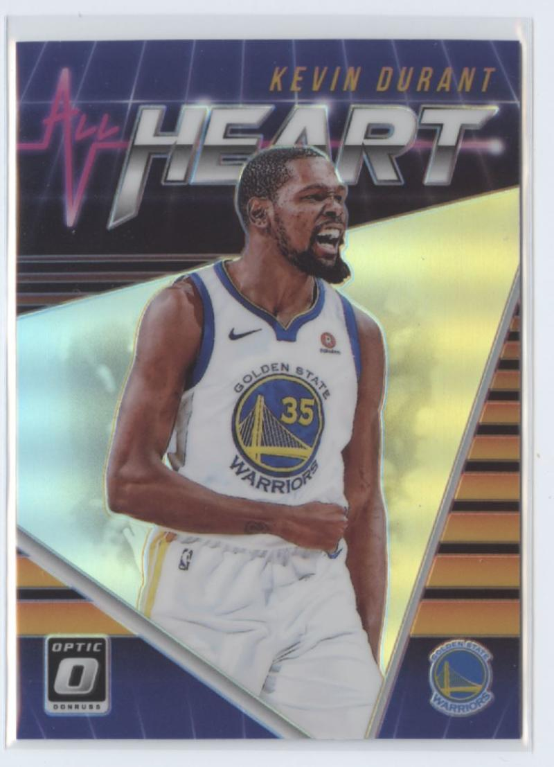 2018-19 Donruss Optic All Heart Holo
