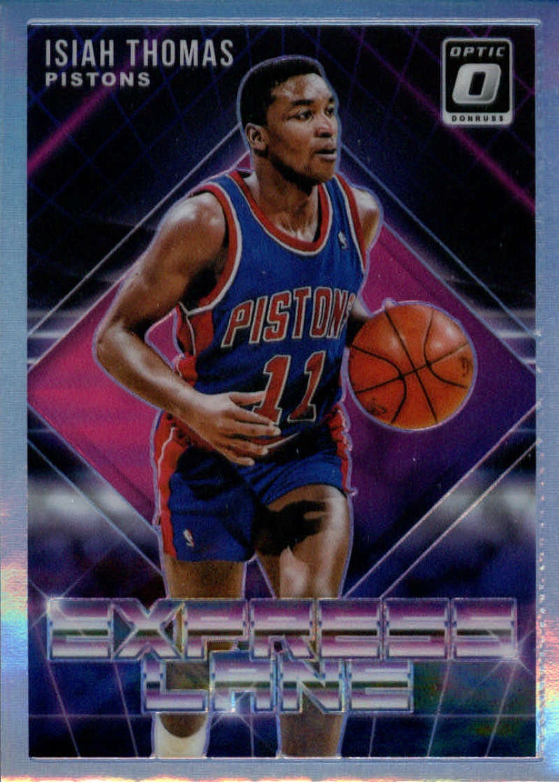 2018-19 Donruss Optic Express Lane Holo