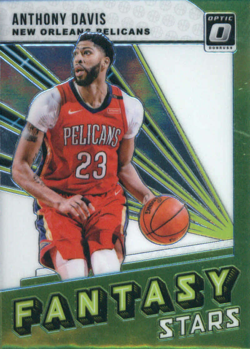 2018-19 Donruss Optic Fantasy Stars