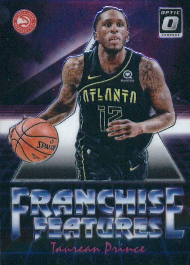 2018-19 Donruss Optic Franchise Features