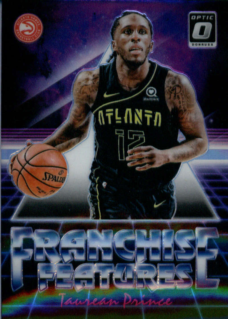 2018-19 Donruss Optic Franchise Features Purple