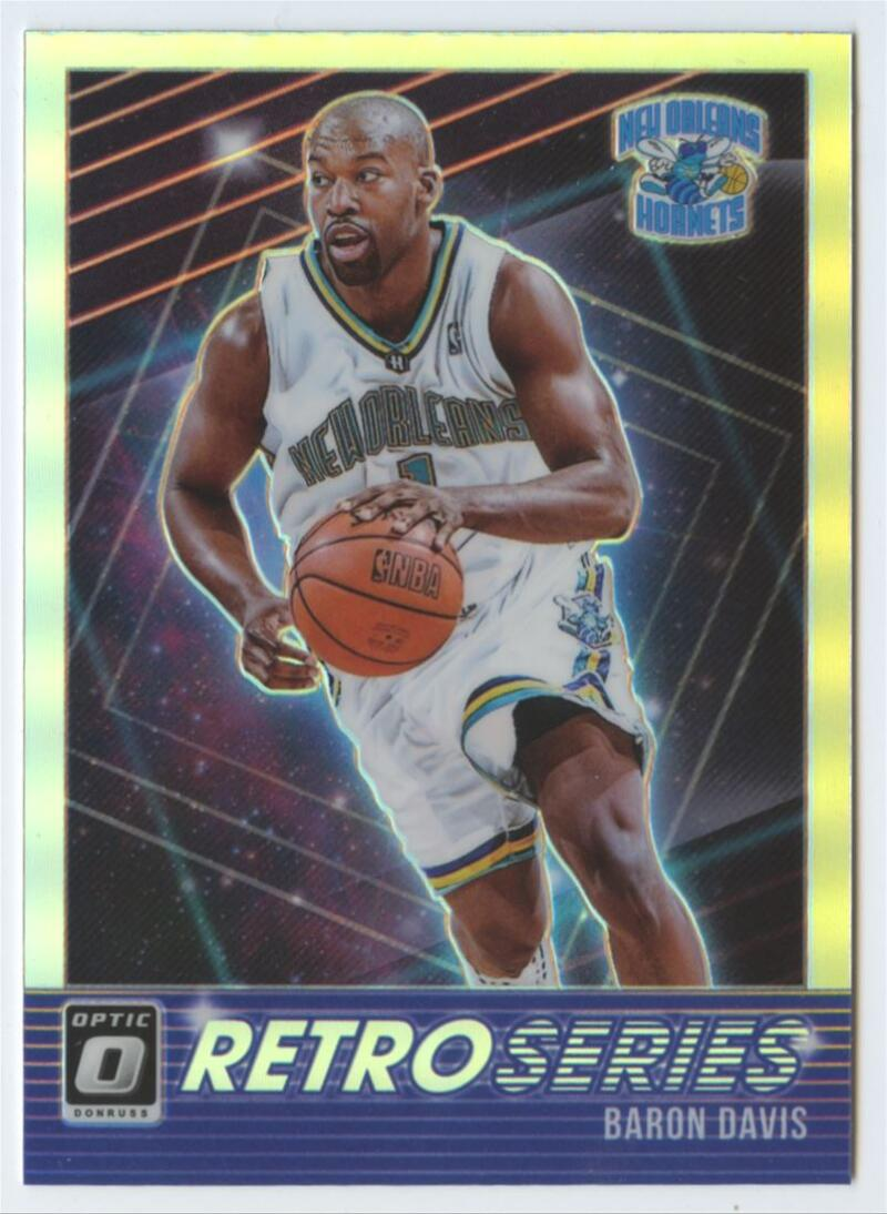 2018-19 Donruss Optic Retro Series Holo