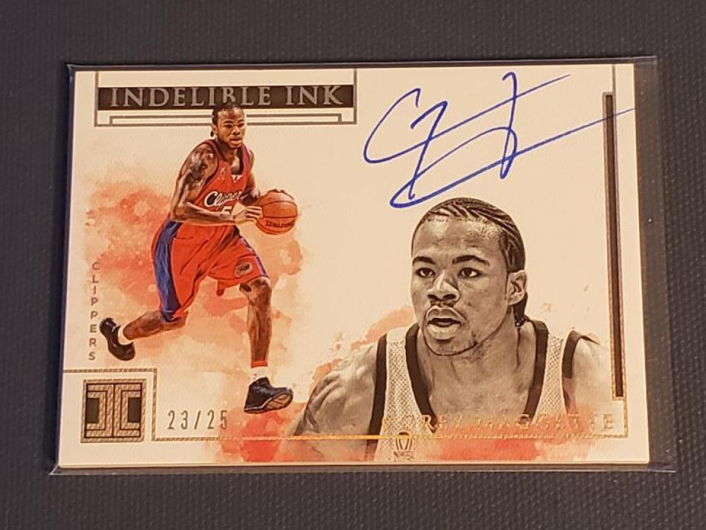 2018-19 Panini Impeccable Indelible Ink Holo Silver