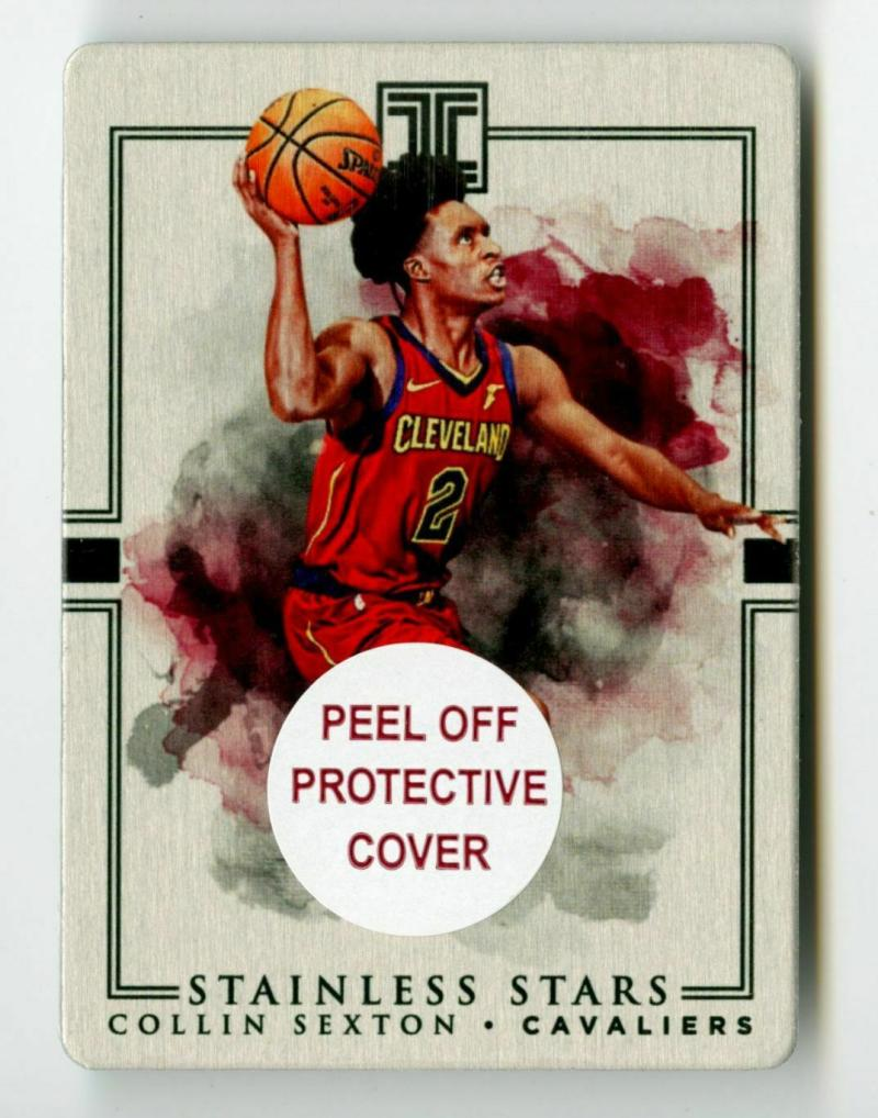 2018-19 Panini Impeccable Stainless Stars