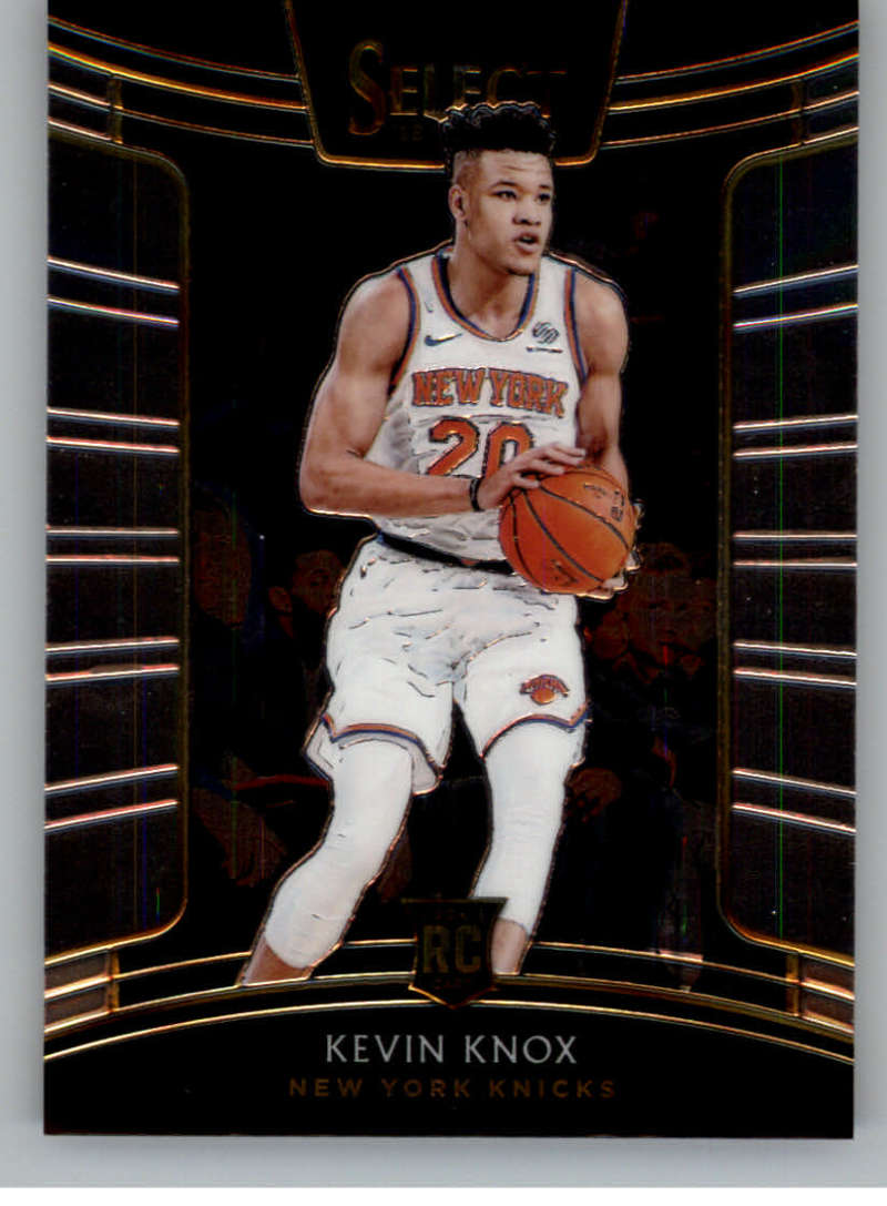 2018-19 Panini Select #85 Kevin Knox Concourse NM+