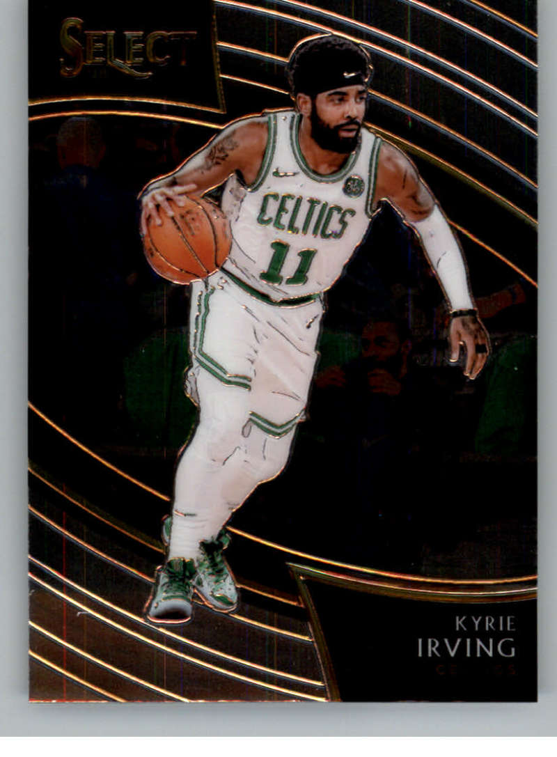 2018-19 Panini Select #225 Kyrie Irving Courtside NM+