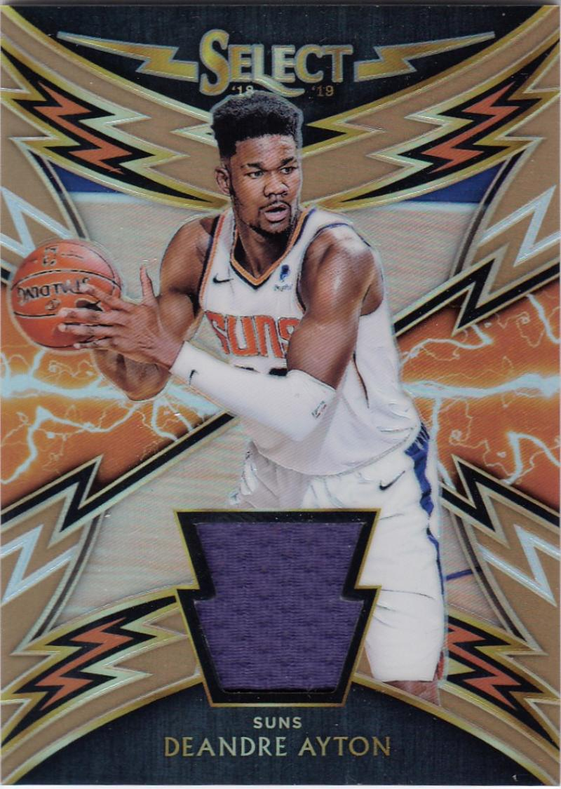 2018-19 Panini Select Sparks Copper Prizms