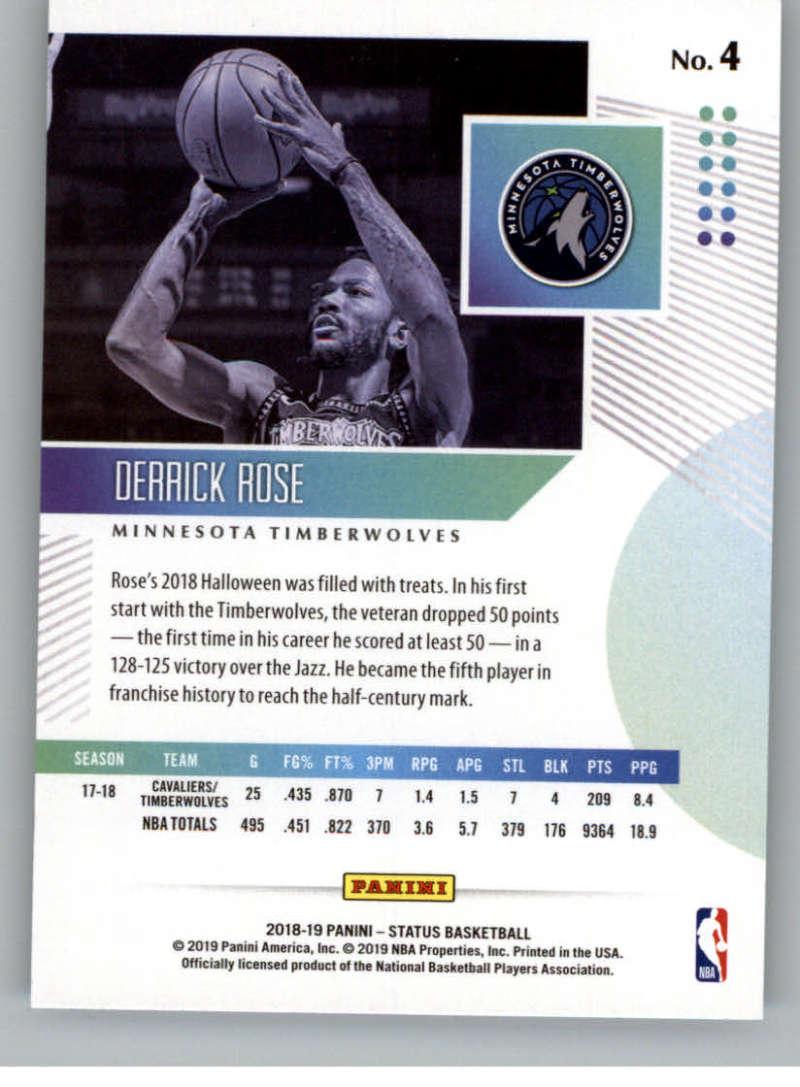 2018-19-Panini-Status-NBA-Basketball-Green-Parallel-Singles-Pick-Your-Cards thumbnail 7