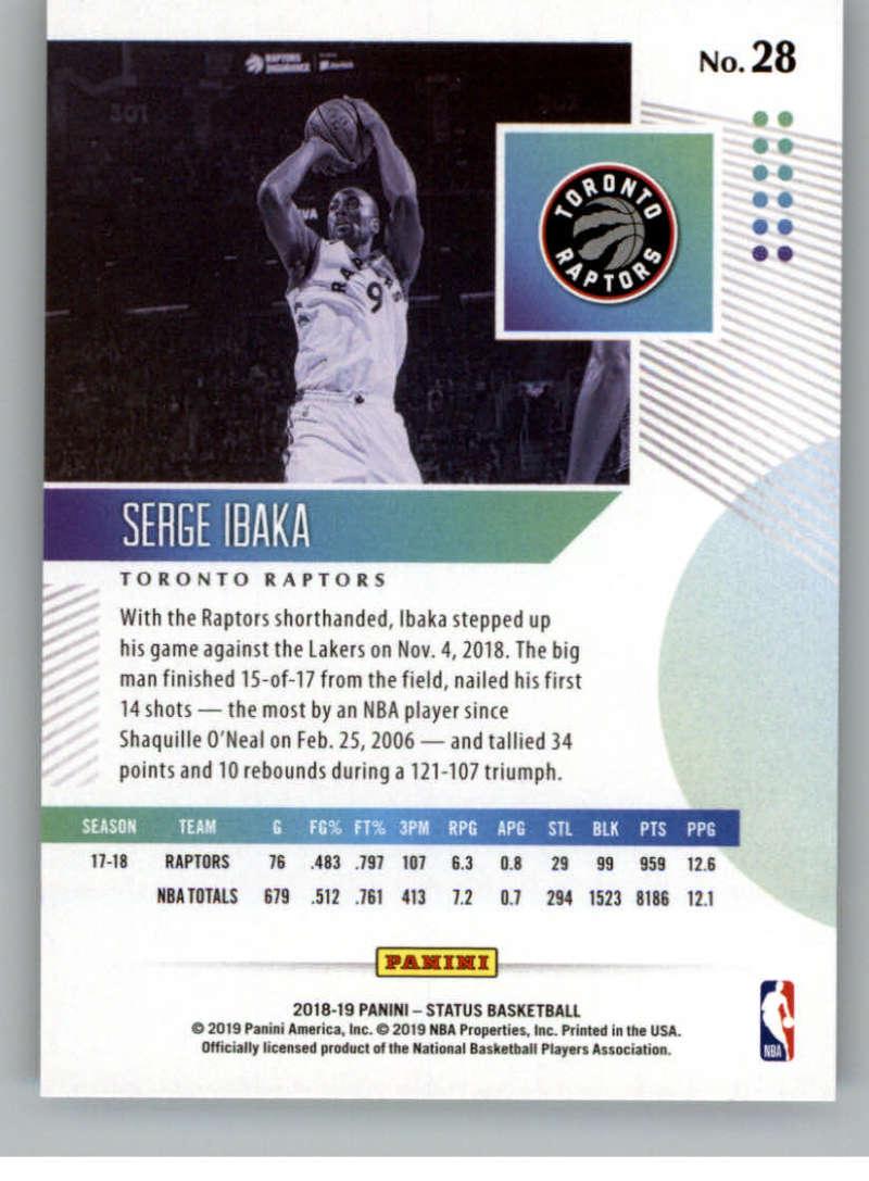 2018-19-Panini-Status-NBA-Basketball-Green-Parallel-Singles-Pick-Your-Cards thumbnail 35