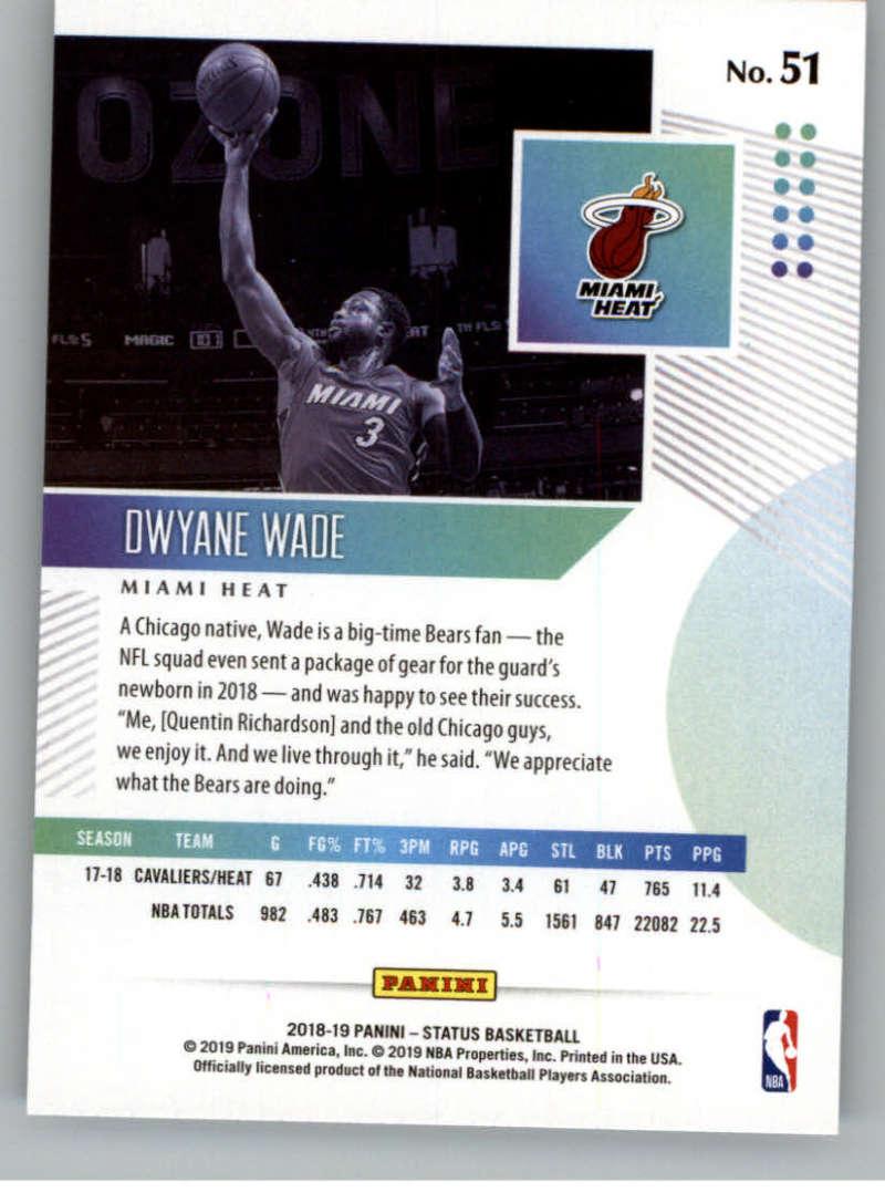 2018-19-Panini-Status-NBA-Basketball-Green-Parallel-Singles-Pick-Your-Cards thumbnail 55