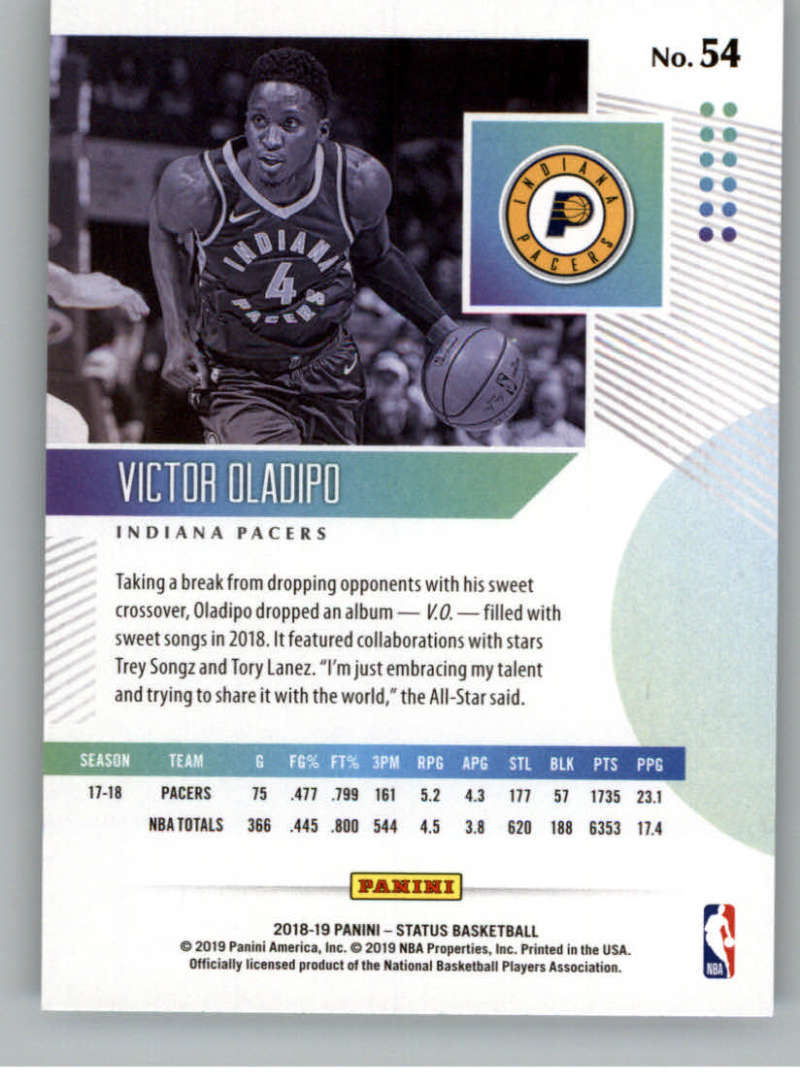 2018-19-Panini-Status-NBA-Basketball-Green-Parallel-Singles-Pick-Your-Cards thumbnail 59