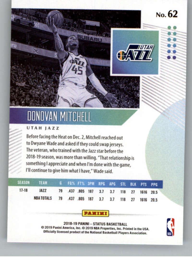 2018-19-Panini-Status-NBA-Basketball-Green-Parallel-Singles-Pick-Your-Cards thumbnail 69