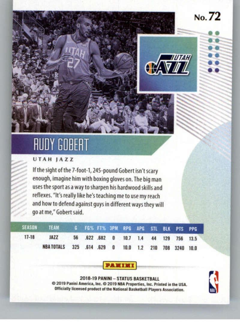 2018-19-Panini-Status-NBA-Basketball-Green-Parallel-Singles-Pick-Your-Cards thumbnail 85