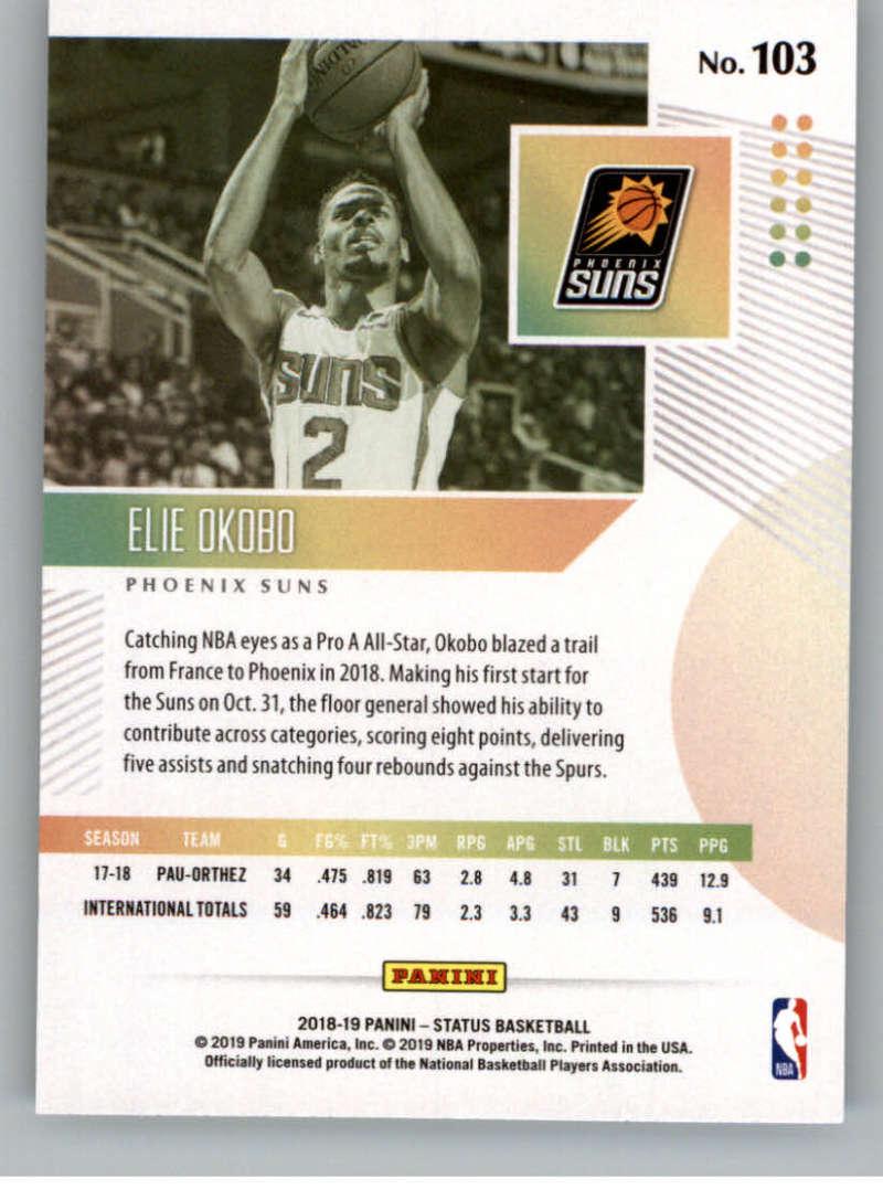 2018-19-Panini-Status-NBA-Basketball-Green-Parallel-Singles-Pick-Your-Cards thumbnail 107