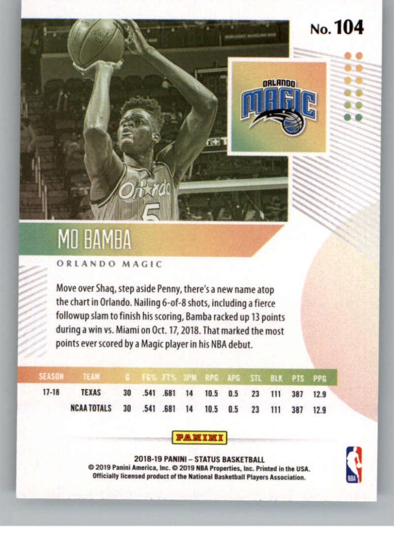 2018-19-Panini-Status-NBA-Basketball-Green-Parallel-Singles-Pick-Your-Cards thumbnail 109
