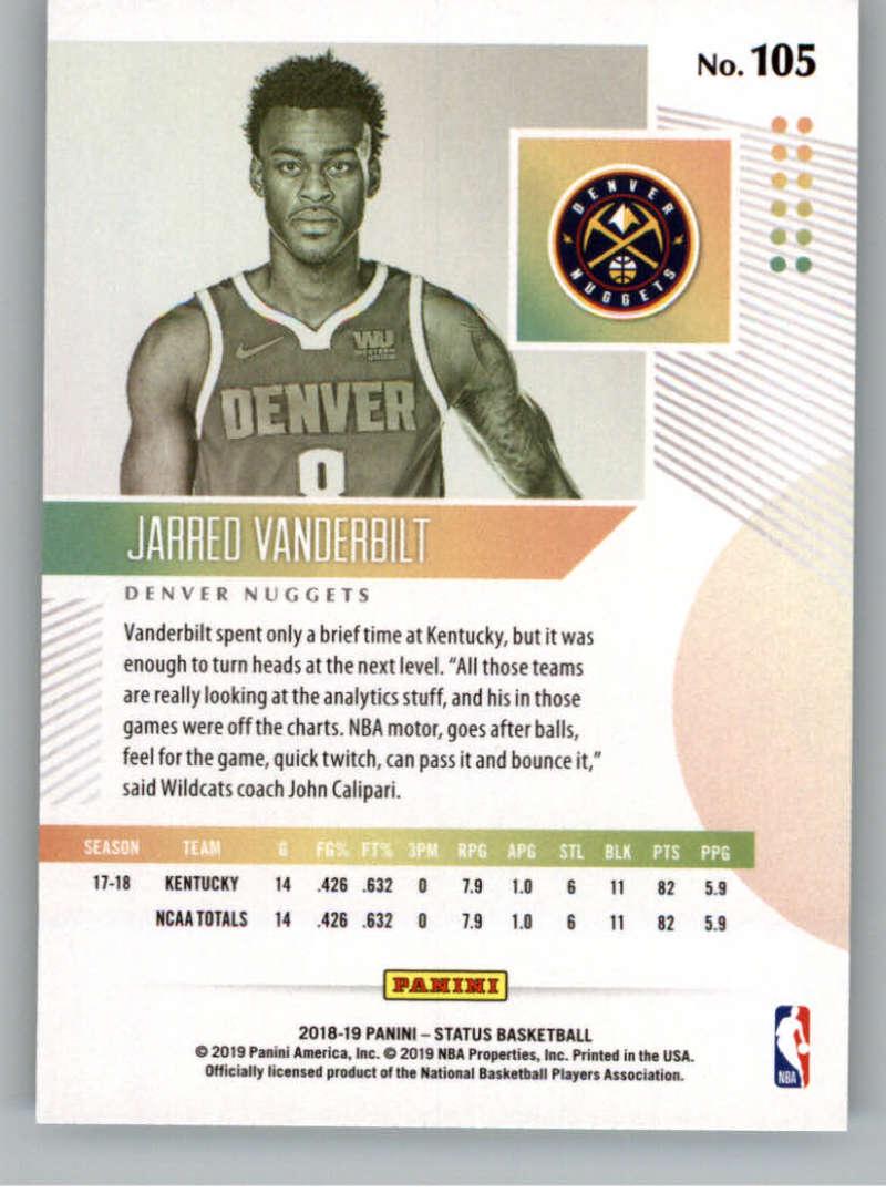 2018-19-Panini-Status-NBA-Basketball-Green-Parallel-Singles-Pick-Your-Cards thumbnail 111
