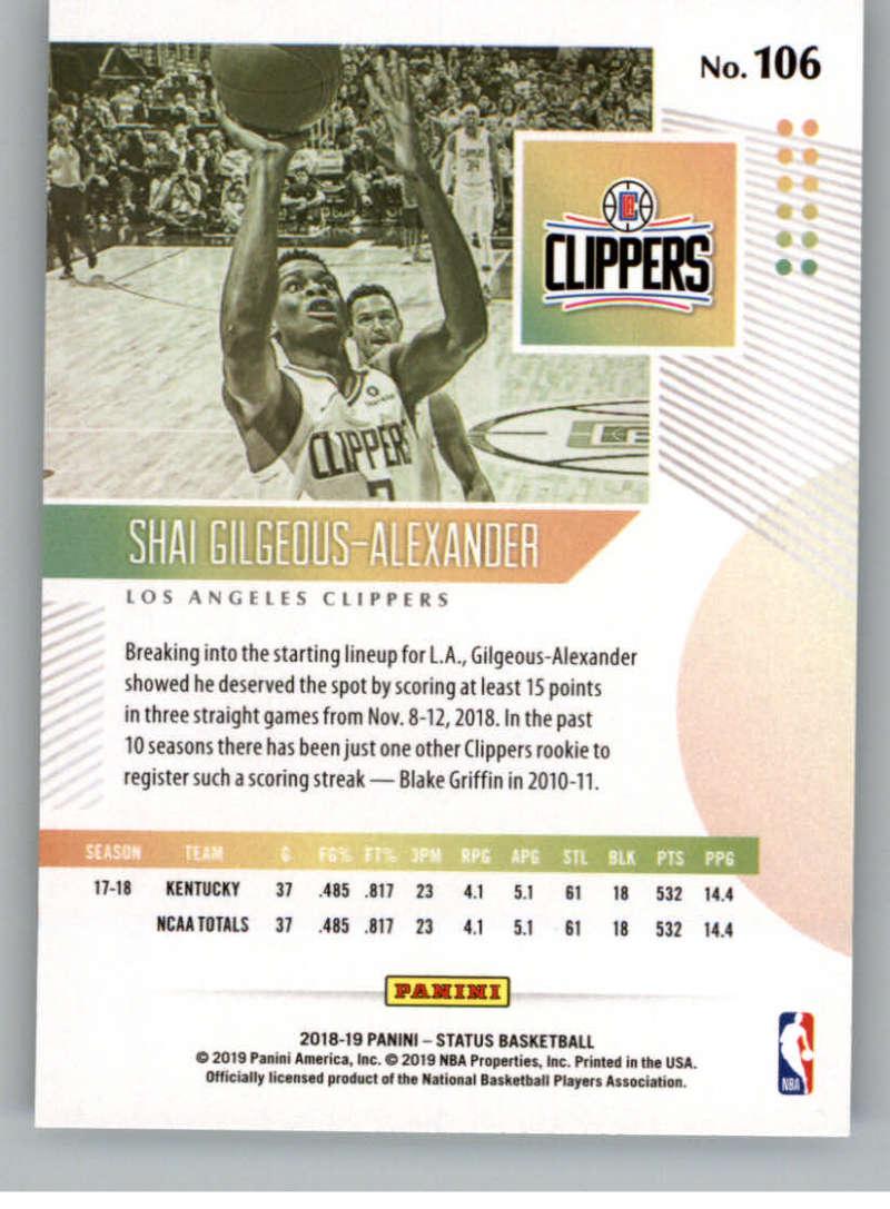 2018-19-Panini-Status-NBA-Basketball-Green-Parallel-Singles-Pick-Your-Cards thumbnail 113