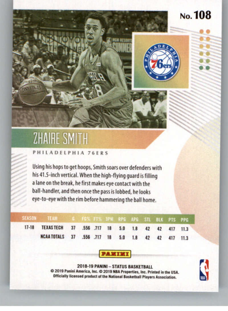2018-19-Panini-Status-NBA-Basketball-Green-Parallel-Singles-Pick-Your-Cards thumbnail 115