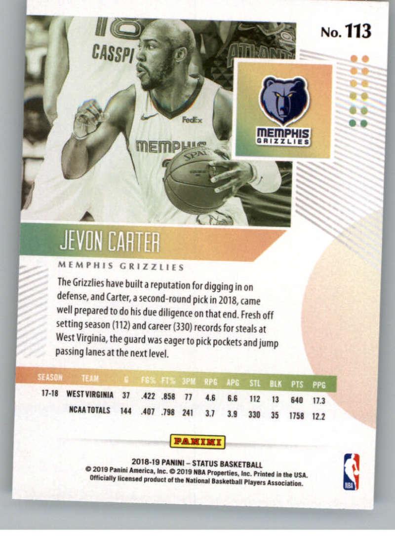2018-19-Panini-Status-NBA-Basketball-Green-Parallel-Singles-Pick-Your-Cards thumbnail 121