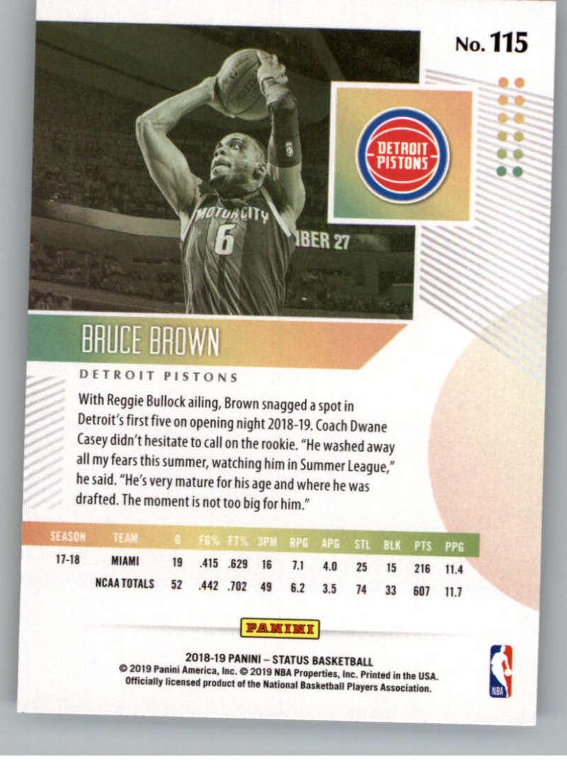 2018-19-Panini-Status-NBA-Basketball-Green-Parallel-Singles-Pick-Your-Cards thumbnail 125