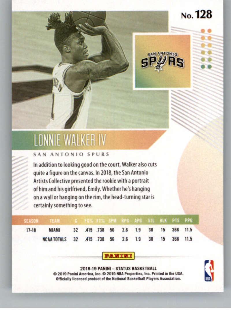 2018-19-Panini-Status-NBA-Basketball-Green-Parallel-Singles-Pick-Your-Cards thumbnail 145