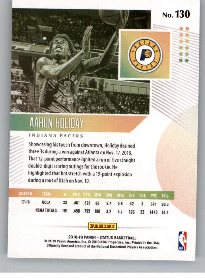 2018-19-Panini-Status-NBA-Basketball-Green-Parallel-Singles-Pick-Your-Cards thumbnail 149