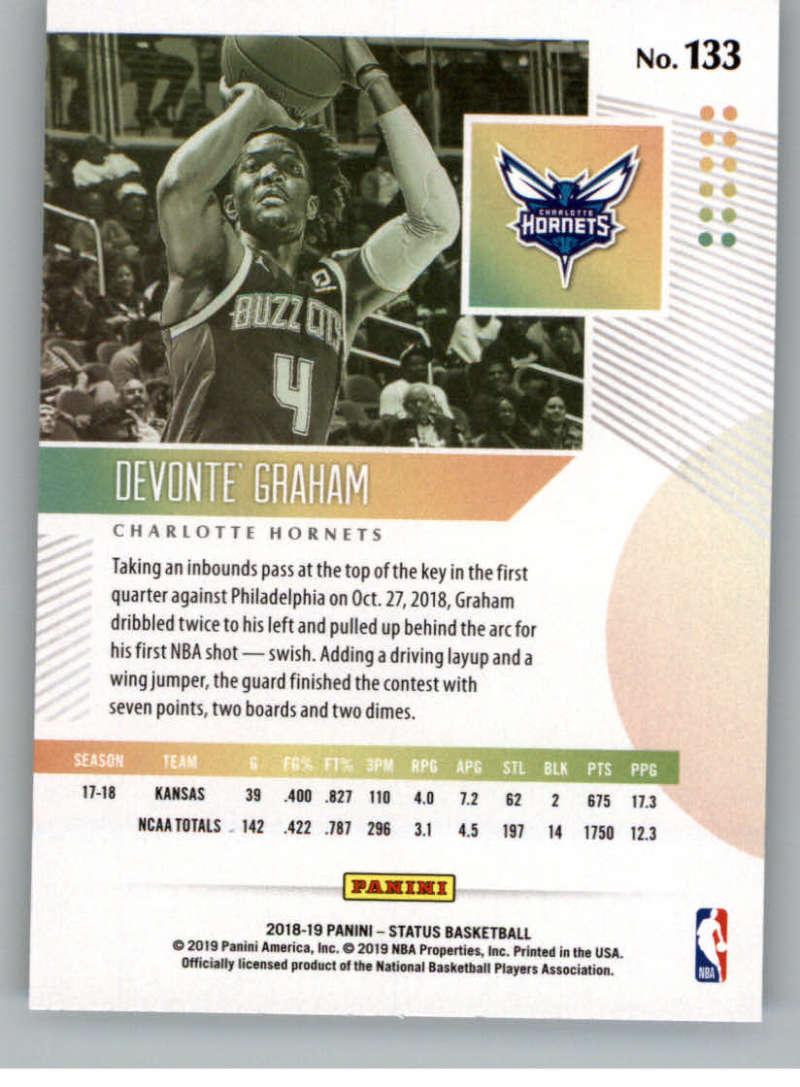 2018-19-Panini-Status-NBA-Basketball-Green-Parallel-Singles-Pick-Your-Cards thumbnail 151
