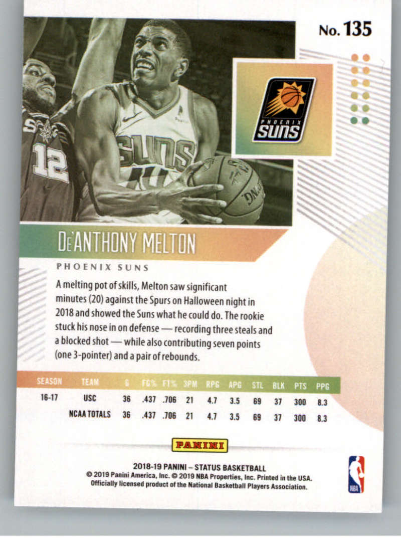 2018-19-Panini-Status-NBA-Basketball-Green-Parallel-Singles-Pick-Your-Cards thumbnail 155