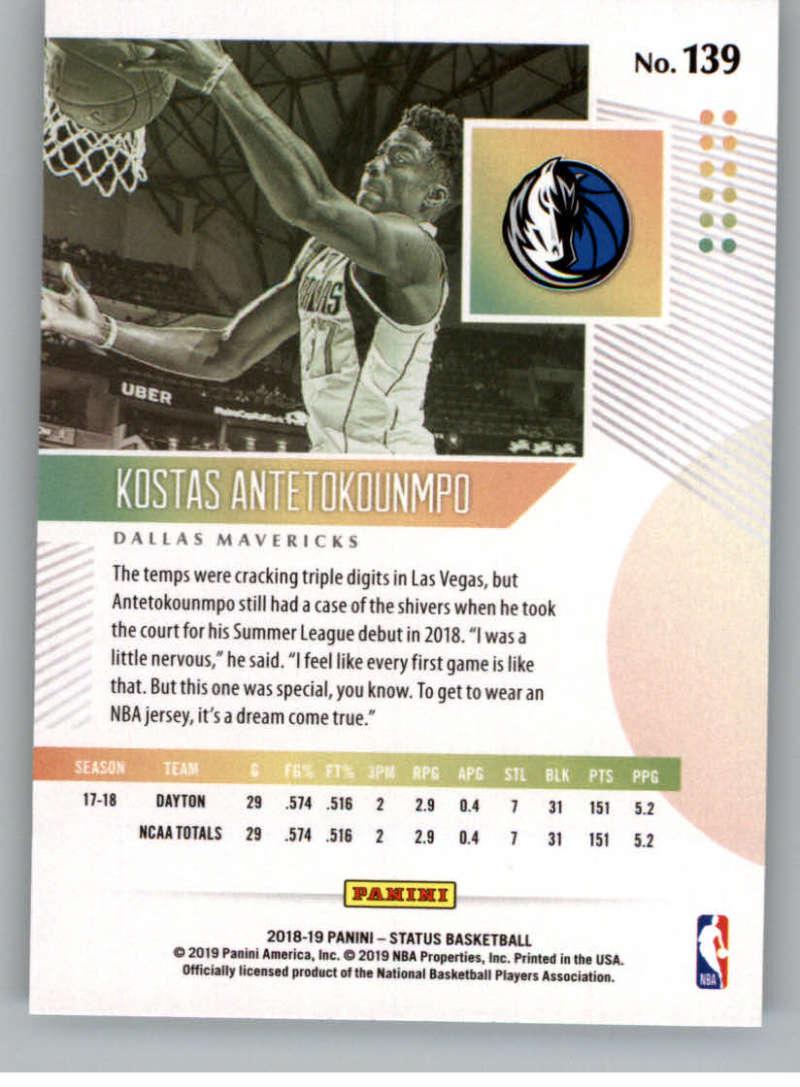 2018-19-Panini-Status-NBA-Basketball-Green-Parallel-Singles-Pick-Your-Cards thumbnail 161