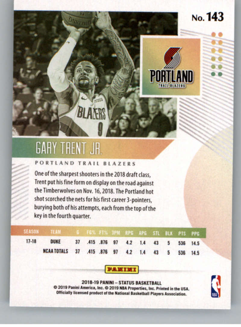 2018-19-Panini-Status-NBA-Basketball-Green-Parallel-Singles-Pick-Your-Cards thumbnail 167