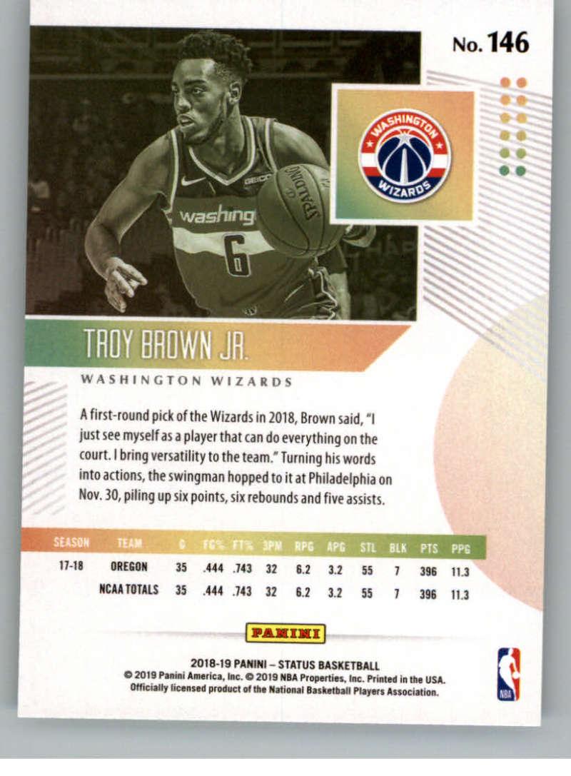 2018-19-Panini-Status-NBA-Basketball-Green-Parallel-Singles-Pick-Your-Cards thumbnail 173