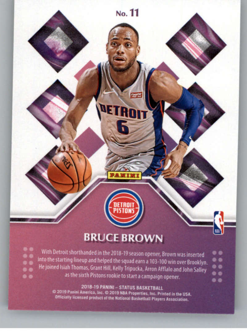 Details About 2018 19 Panini Status Nba Basketball Insert Singles Pick Your Cards