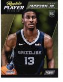2018-19 Panini Player of the Day Rookies #R4 Jaren Jackson Jr. NM Near Mint RC Rookie