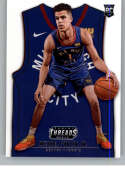 2018-19 NBA Threads Statement Rookie Card #192 Michael Porter Jr. Denver Nuggets  Official Panini Retail Basketball Card