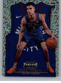 2018-19 NBA Threads Statement DAZZLE Parallel #192 Michael Porter Jr. Denver Nuggets  RC Rookie Panini Retail Exclusive Basketball Card