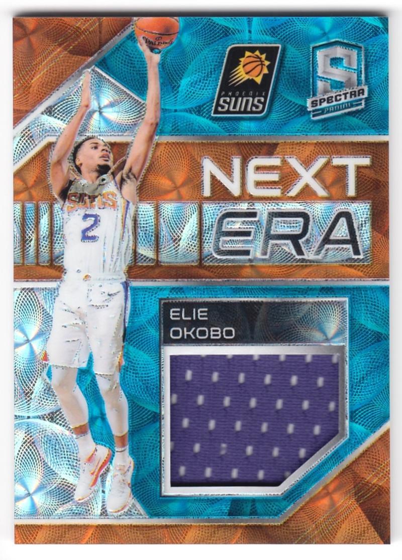 2018-19 Panini Spectra Next Era Neon Blue