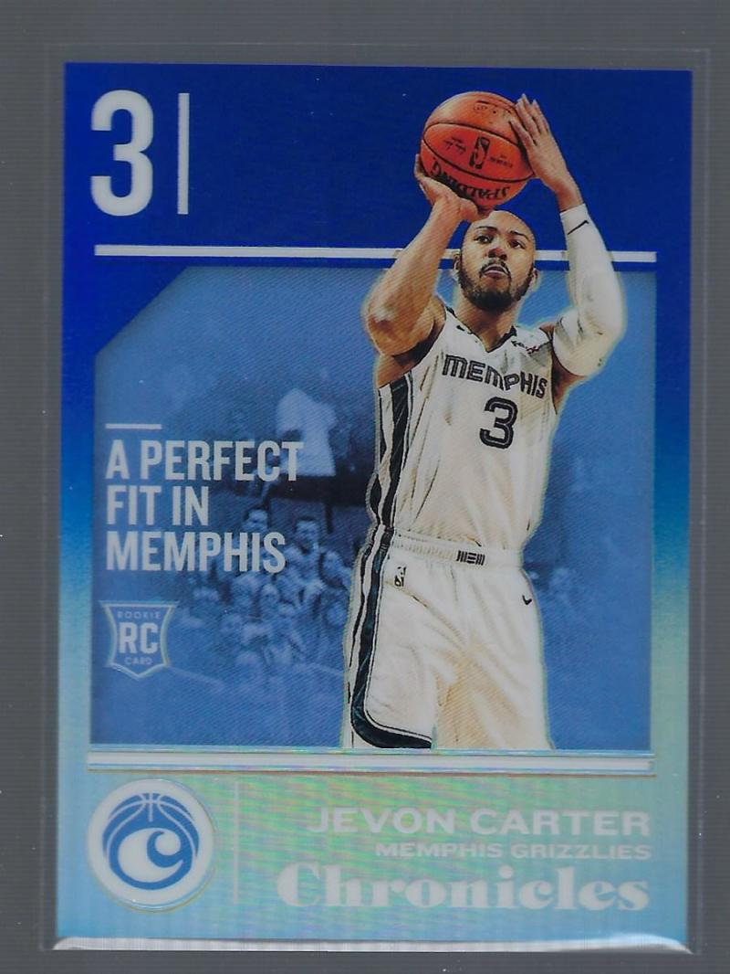 2018-19 Panini Chronicles Blue