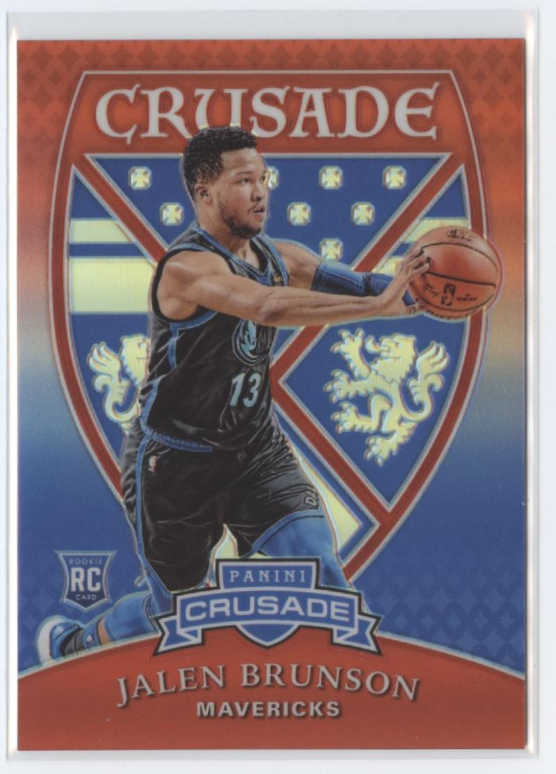 2018-19 Panini Chronicles Base Crusade Red
